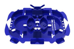 Speedway Fiber Splice Tray 1