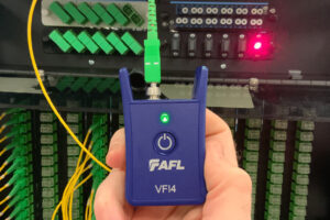 VF14 Visual Fault Identifier in use