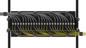 H-Series 4RU Housing Cable Management