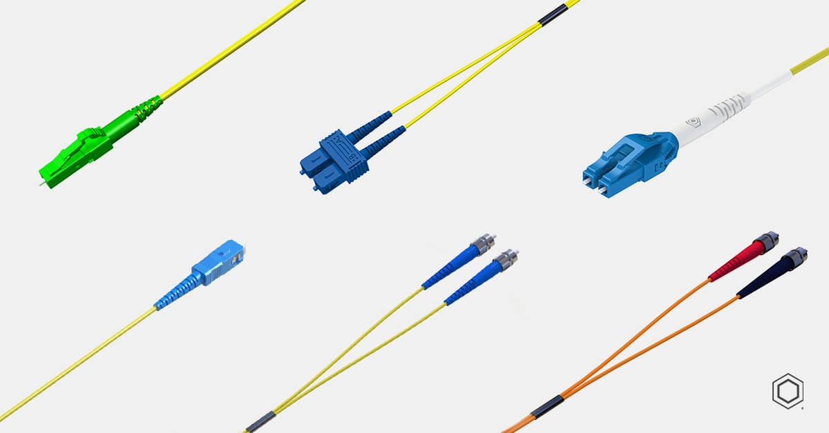 The Complete Range of Patch Cords for High Performance Networks